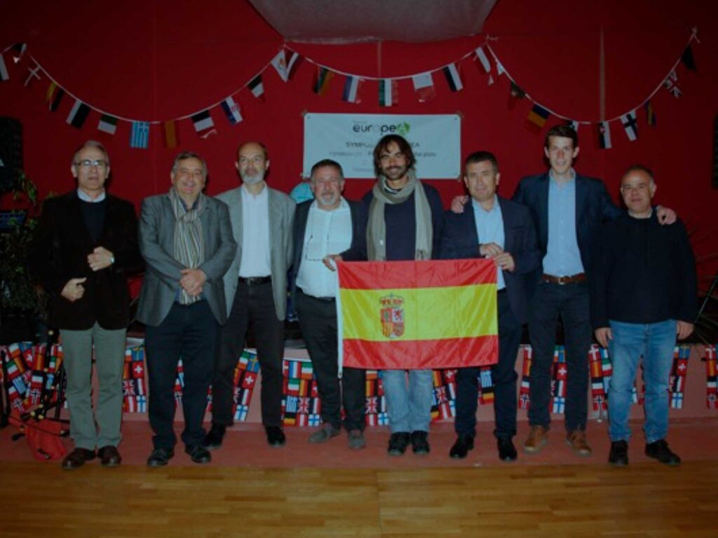 Seminario en Blainville (France & UK)